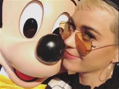 Katy Perry's Day at Disneyland