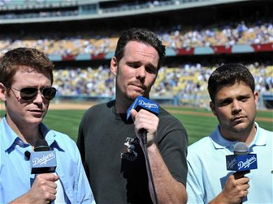 Celebs Who've Thrown Dodgers First Pitch