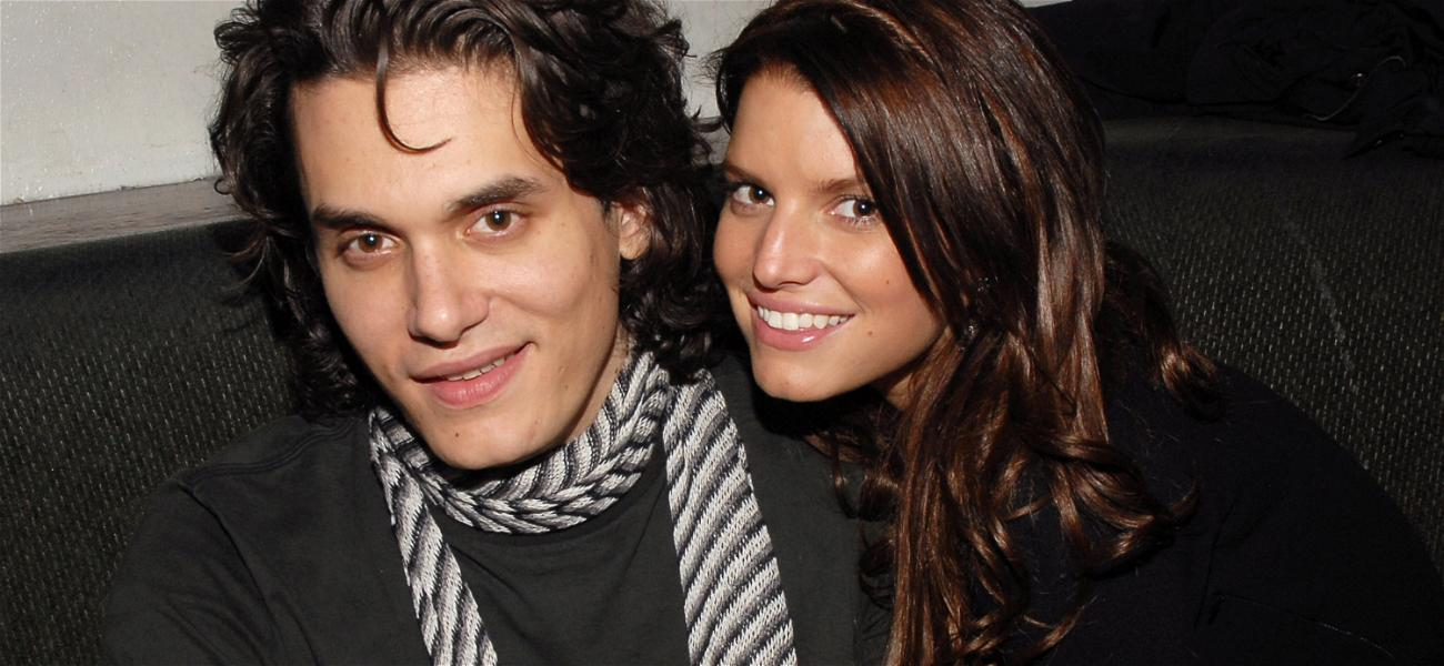 Jessica Simpson Deleted John Mayer's Number After His 'Sexual Napalm' Comments