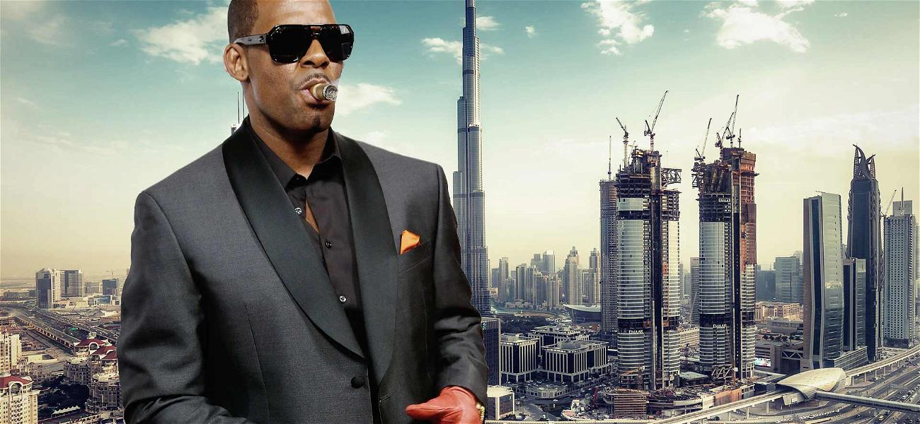 Family of R. Kelly's GF Worried Singer Will Take Her to Dubai if Granted Permission