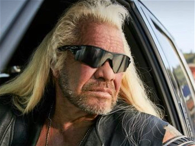 Dog The Bounty Hunter Selling Classic 'Caught' T-Shirts For Cyber Monday