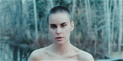 Demi Moore & Bruce Willis' Daughter, Tallulah, Poses TOPLESS After Dad Shaves Her Head