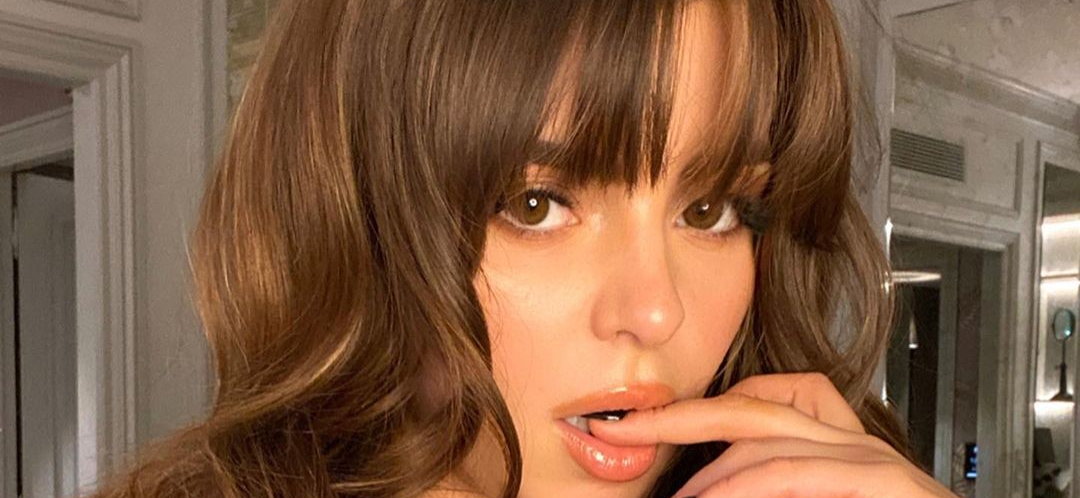 Demi Rose Lights Up 2021 With Unzipped Top For First Hot Model Shot Of The Year