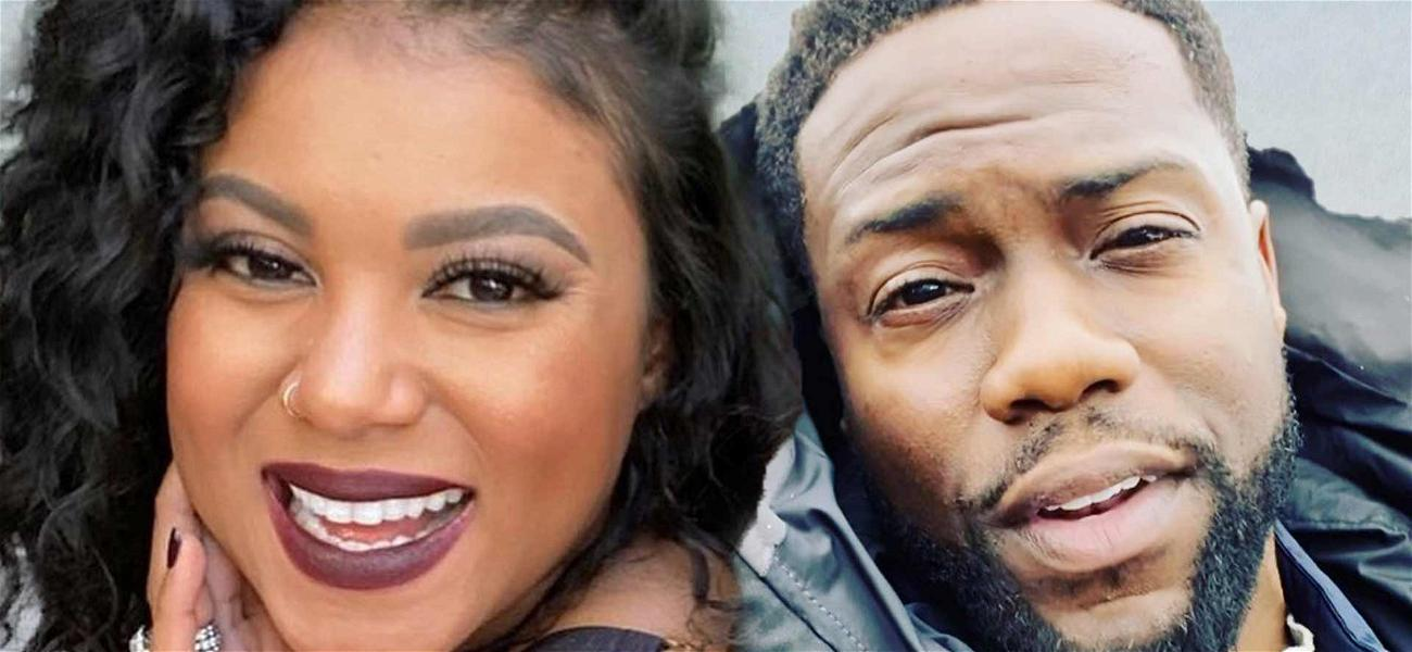 Kevin Hart's Wife Eniko Shares Adorable Video Of Excited 'Bright-Eyed Baby' Girl