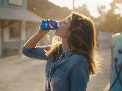 Cindy Crawford Proves Pepsi is the Real Fountain of Youth