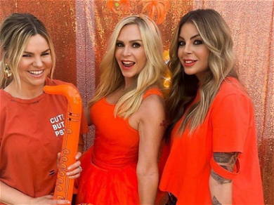 'RHOC' Star Tamra Judge Throws Orange-Themed Party For Premiere Without 'Housewives' Castmates
