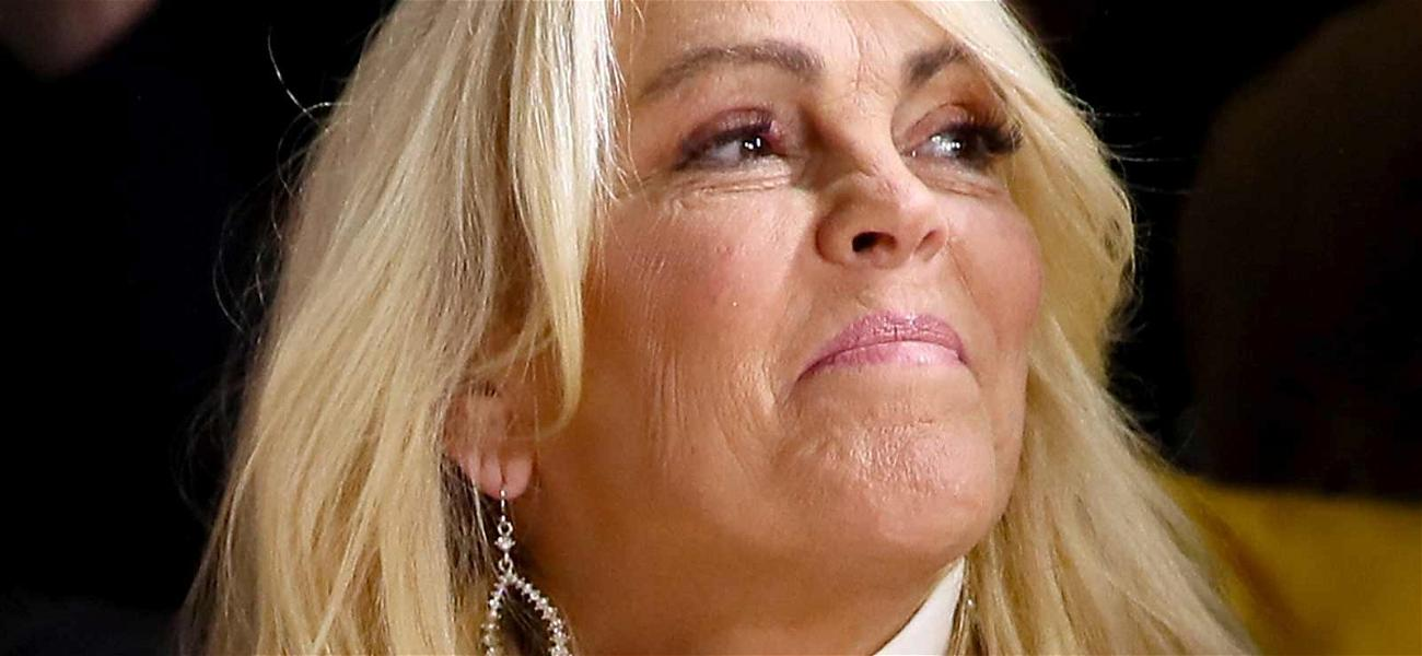 Dina Lohan Files for Bankruptcy, Drowning in Over $1 Million of Debt