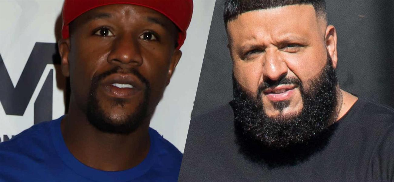 Floyd Mayweather & DJ Khaled Charged by SEC, Agree to Pay Hundreds of Thousands in Penalties