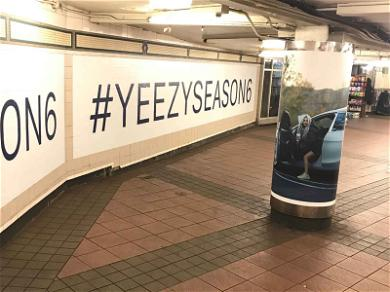 Kanye West Takes Yeezy Season 6 Underground