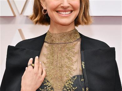 Natalie Portman Receives Backlash for Oscars Dress