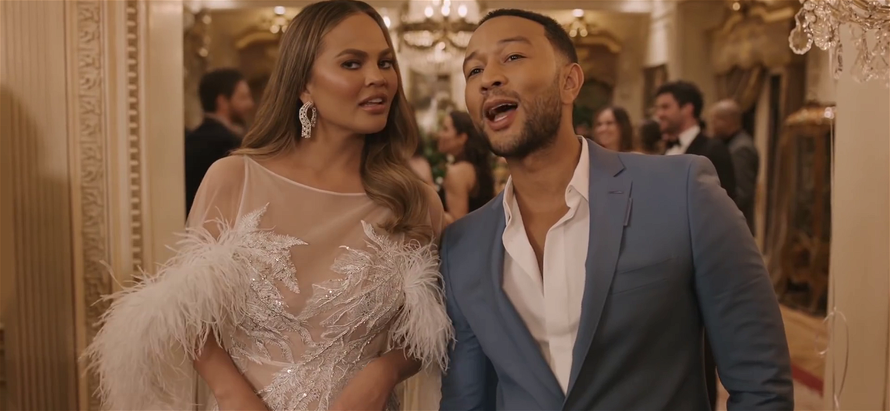 Genesis Cut Out Helicopter From Chrissy Teigen & John Legend's Super Bowl Commercial After Kobe Accident