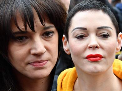 Asia Argento Threatens to Sue Rose McGowan Over Sexual Assault Comments