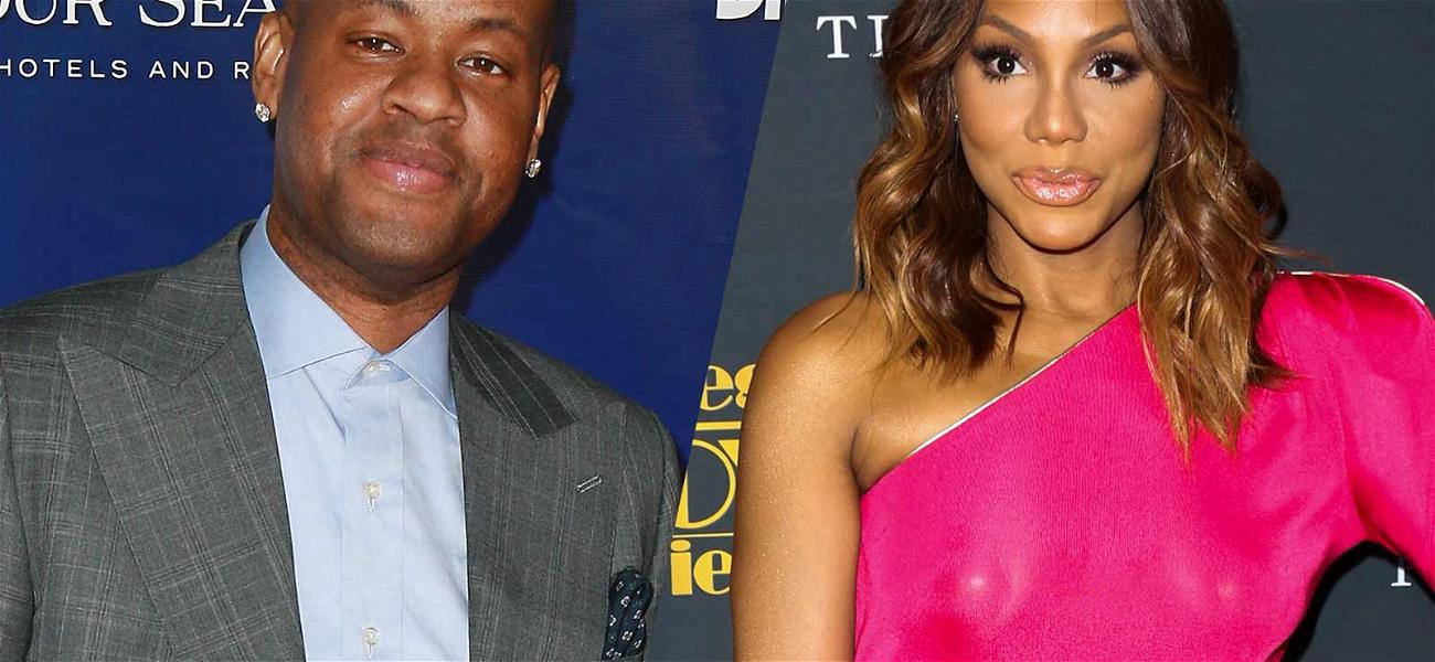 Tamar Braxton Finally Serves Estranged Husband Vince with Divorce Papers