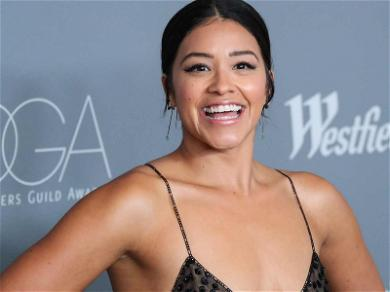 Gina Rodriguez Confirms She's Engaged to Longtime Boyfriend Joe LoCicero