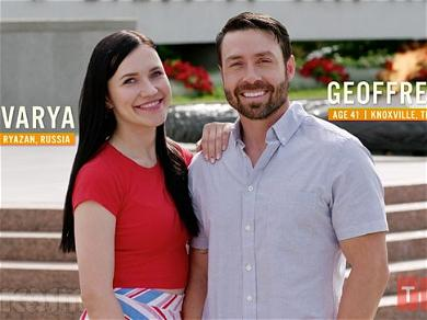 """'90 Day Fiancé""""s Geoffrey Paschel Addresses Claims Of HIm Using His Children As Drug Mules"""