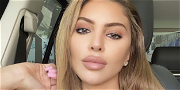 Larsa Pippen Is 'Not Heartless' In Tight Pink Two-Piece