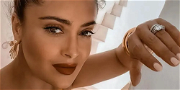 Salma Hayek Bursts Out Of Skin-Tight Gown In Thirsty Throwback