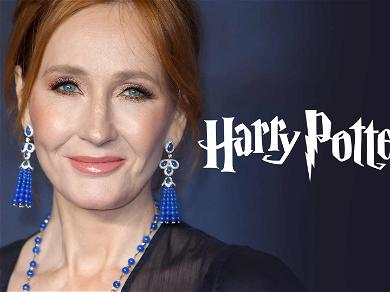 J.K. Rowling Bringing More Magic to 'Harry Potter' With 4 New Books!