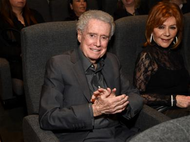 Regis Philbin Funeral Plans Announced Following His Death At Age 88