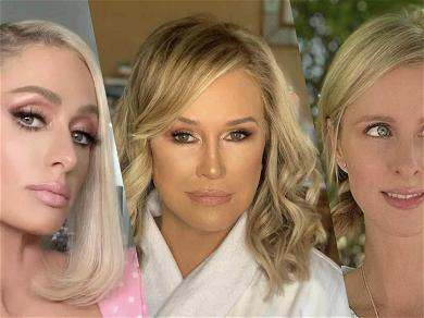 Paris & Nicky Hilton Reveal 'RHOBH' Fight Went Down At Kathy's Mansion