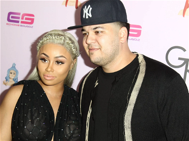 Rob Kardashian Accuses Blac Chyna Of 'Snorting Cocaine' Before Attacking Him With 6-Ft Metal Pole