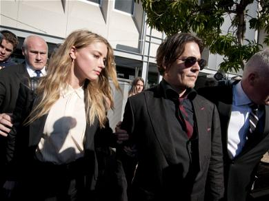 ACLU Attempts To Enter Johnny Depp and Amber Heard Legal War