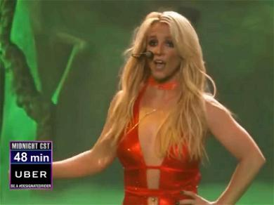 Britney Spears Closes Out Vegas Residency With Final Performance