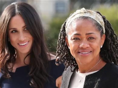Insider Reveals The Royal Family Kept Meghan Markle From Seeing Her Mom