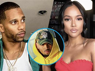 Karrueche Tran's Boyfriend Victor Cruz Delivers Sappy Birthday Tribute Amid Chris Brown Drama
