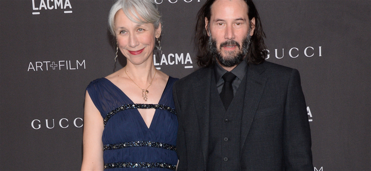 Keanu Reeves Goes Public With Alexandra Grant, First Relationship in Decades!