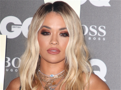 Rita Ora 'Is Busy' Making Mouths Water With Busty Pic