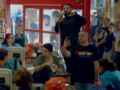 Drake Gave Away $1 Million for 'God's Plan' Video!