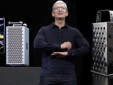 Say Cheese! Apple Unveils New Mac Pro That Looks Like a Kitchen Tool