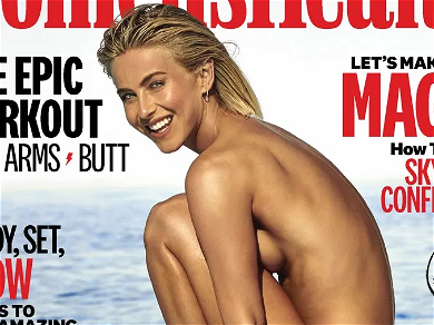 Julianne Hough Comes Out to Husband As 'Not Straight' In Revealing Interview
