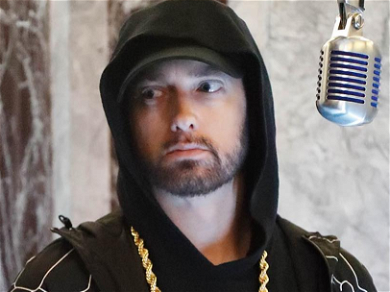 Eminem Responds To Nick Cannon — I Demand Apology, You Made My Gardner Jealous!