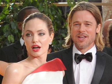Angelina Jolie Considering Filing Palimony Lawsuit Against Brad Pitt