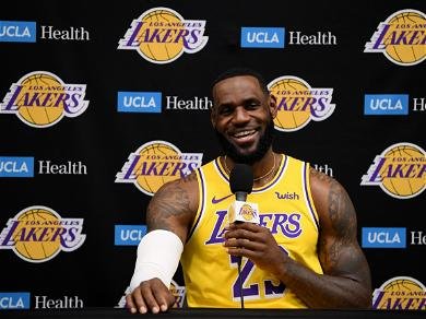 LeBron James Is The Latest To Announce A New TV Show On Disney+