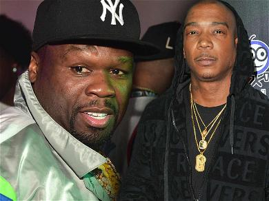 50 Cent Clowns Ja Rule and Irv Gotti for Getting Denied at NYC Nightclub