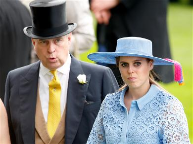 Prince Andrew Will Walk Princess Beatrice Down the Aisle at Her Wedding
