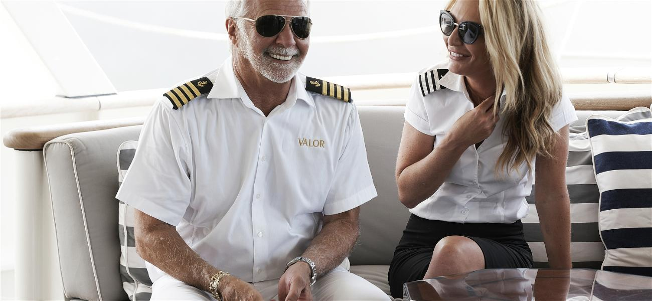 'Below Deck': Captain Lee Rosbach Discusses Shock Regarding Kate Chastain's Departure From The Show