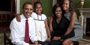 Obama Family 10-Year Transformation Drives Fans Wild