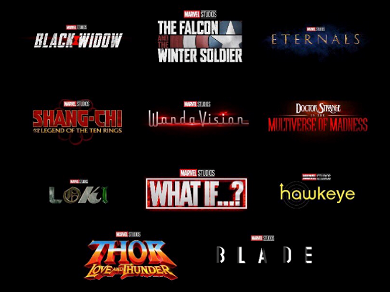 Marvel Blows Minds By Announcing 11(!) New Films And Shows