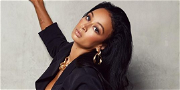 Draya Michele Flaunts Her Backside In Tiny Pink Dress
