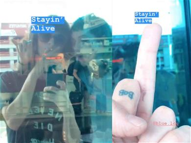 Asia Argento Dances to 'Stayin' Alive' in the Wake of Anthony Bourdain's Death