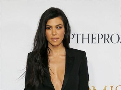 Kourtney KardashianSplurges On New Vacation Home In Palm Springs