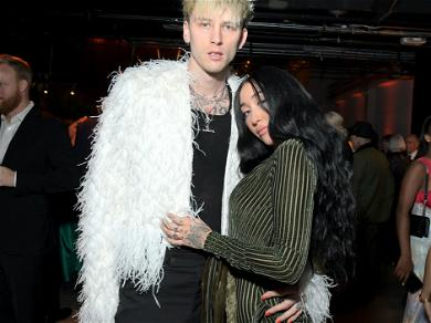 Noah Cyrus and MGK Cuddle at Multiple Grammys After-Parties, Spark Dating Rumors