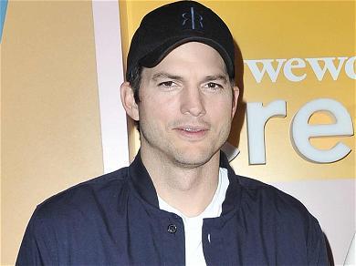 Ashton Kutcher Breaks Silence Over Demi Moore's Tell-All With 'Snarky Tweet'