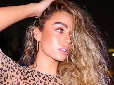 Sommer Ray Gets 'Physical' TWERKING To Olivia Newton-John's 80's Classic!