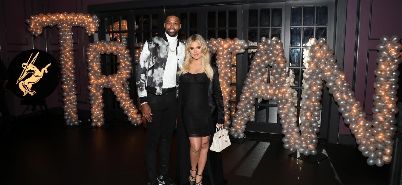 Khloe Kardashian Cherishing Quality Time With Tristan Thompson In Quarantine But They're Not Back Together