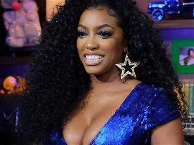 'RHOA' Star Porsha Williams Allegedly Hooked Up With Male Stripper